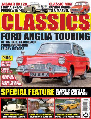 Classics Monthly May/June 2020