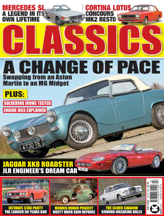 Classics Monthly July 2020