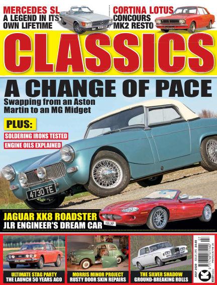 Classics Monthly June 12, 2020 00:00