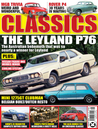 Classics Monthly August 2020