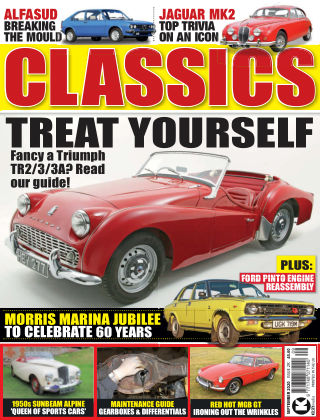 Classics Monthly September 2020