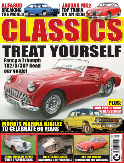 Classics Monthly August 17, 2020 00:00