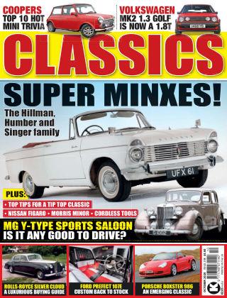 Classics Monthly October 2020