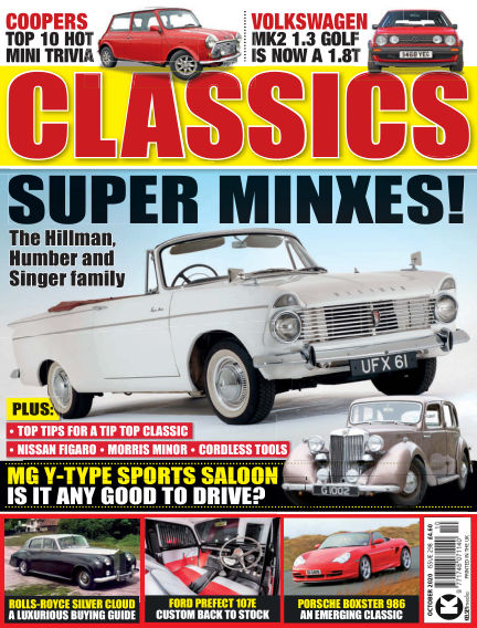 Classics Monthly September 04, 2020 00:00