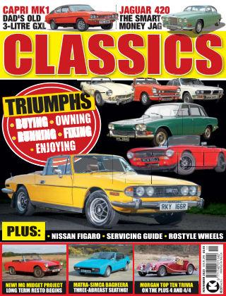 Classics Monthly November 2020