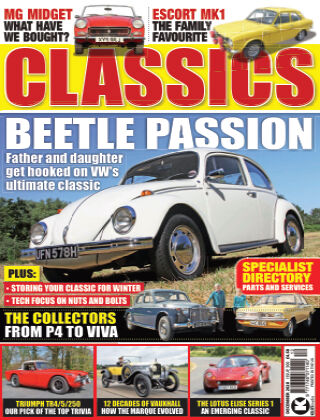 Classics Monthly December 2020