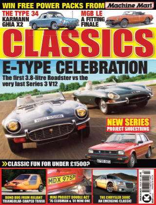 Classics Monthly March 2021