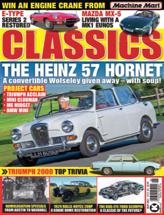 Classics Monthly May 2021
