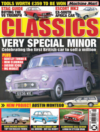 Classics Monthly August 2021
