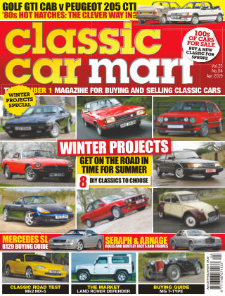 Classic Car Mart April 2019