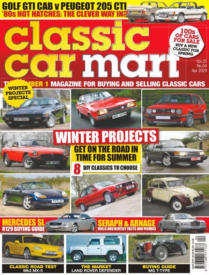 Classic Car Mart February 07, 2019 00:00