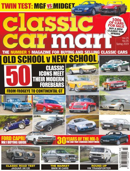 Classic Car Mart March 07, 2019 00:00