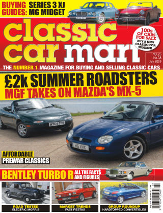 Classic Car Mart July 2019