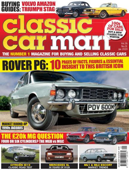 Classic Car Mart November 14, 2019 00:00