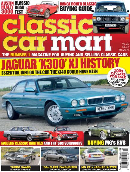 Classic Car Mart December 13, 2019 00:00
