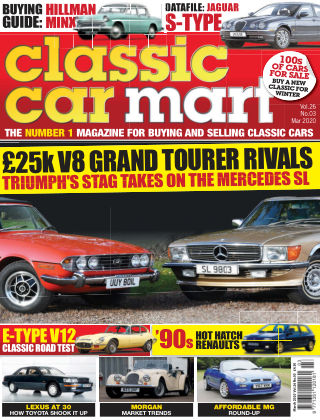 Classic Car Mart March 2020