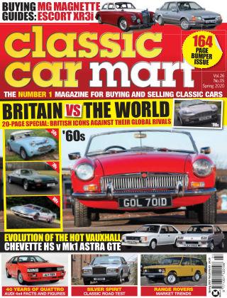 Classic Car Mart Spring 2020