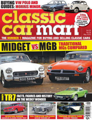 Classic Car Mart May 2020