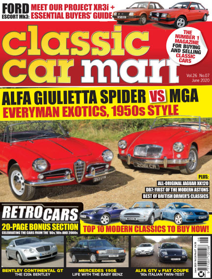 Classic Car Mart April 30, 2020 00:00
