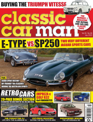 Classic Car Mart July 2020