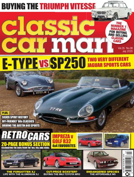 Classic Car Mart June 12, 2020 00:00