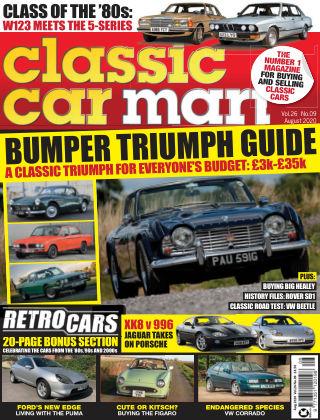 Classic Car Mart August 2020