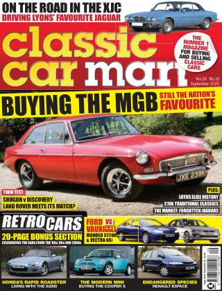 Classic Car Mart September 2020