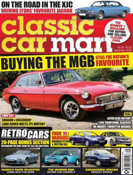 Classic Car Mart August 21, 2020 00:00