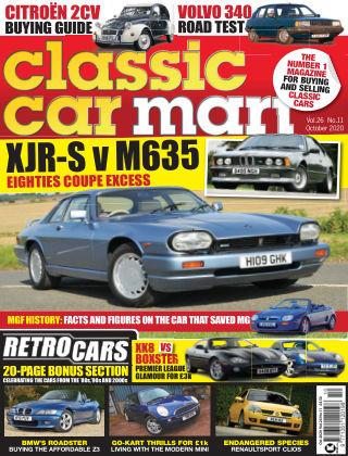 Classic Car Mart October 2020