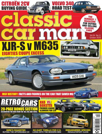 Classic Car Mart September 25, 2020 00:00