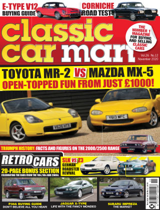Classic Car Mart November 2020