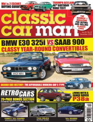 Classic Car Mart December 2020