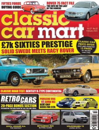 Classic Car Mart February 2020