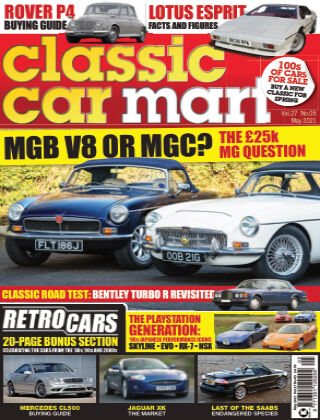 Classic Car Mart May 2021
