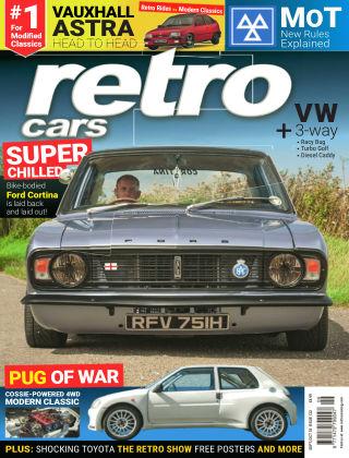 Retro Cars September?OCtober