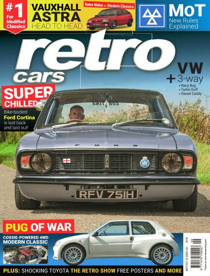 Retro Cars July 27, 2018 00:00