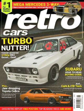 Retro Cars Jan/Feb 2019
