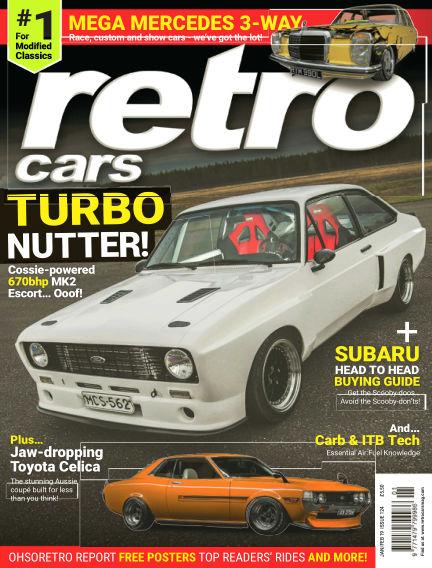 Retro Cars November 29, 2018 00:00