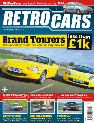 Retro Cars July/August 2019