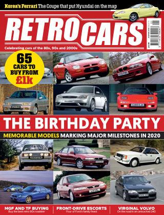 Retro Cars Jan/Feb 2020