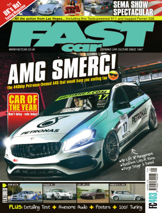 Fast Car January 2019