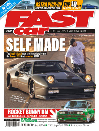 Fast Car March 2019