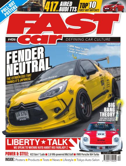 Fast Car February 28, 2019 00:00