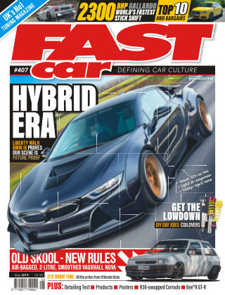 Fast Car May 2019