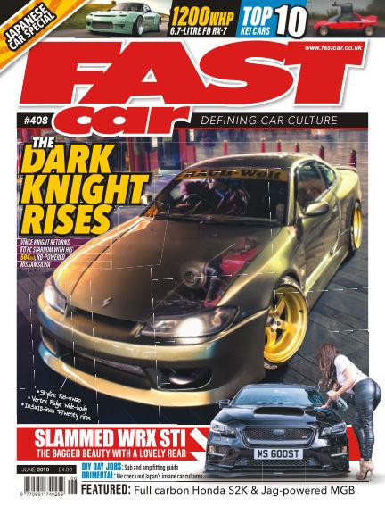 Fast Car April 26, 2019 00:00