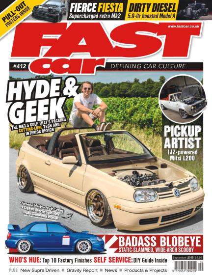 Fast Car August 15, 2019 00:00