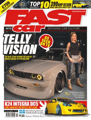 Fast Car October 2019