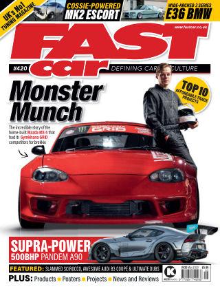 Fast Car May 2020