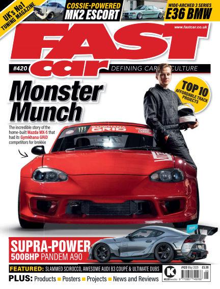 Fast Car March 24, 2020 00:00