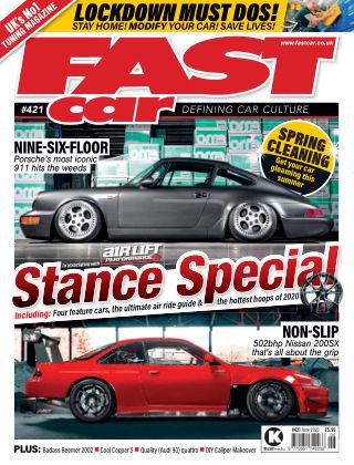 Fast Car June 2020